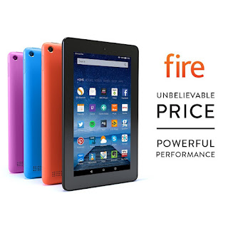Limited time offer Fire Tablet Fire, 7″ Display, Wi-Fi, 8 GB (Black) £39.99 Free PP