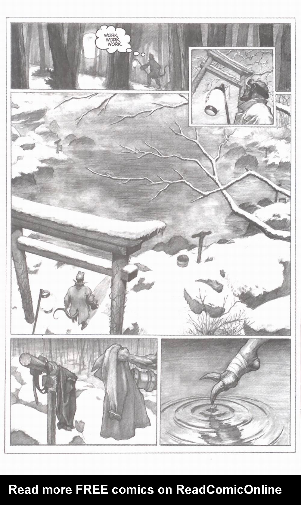 Read online Hellboy: Weird Tales comic -  Issue #2 - 12