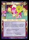 My Little Pony One Pony Band High Magic CCG Card