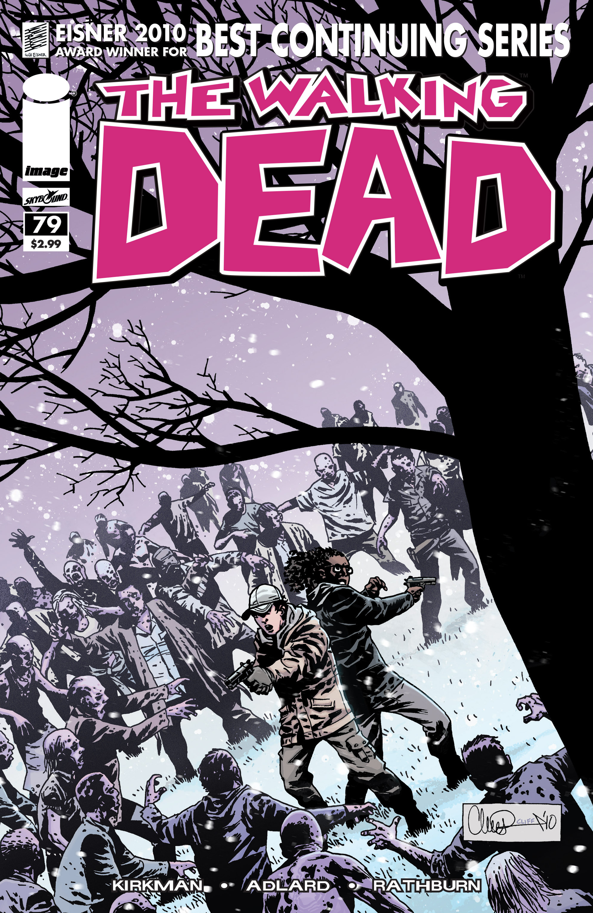 The Walking Dead 79 Page 1