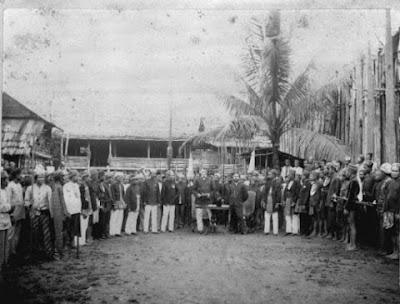 Perjanjian Tumbang Anoi, Awal Mula Bersatunya Suku Daya Se Borneo