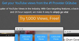 qqtube View Youtube Tặng bạn 1000 view bạn biết chưa