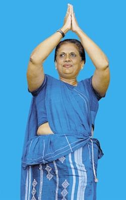 முன்னாள் ஜனாதிபதி சந்திரிக்காவுக்கு எதிராக நிட்டம்புவையில் ஆர்ப்பாட்டம்