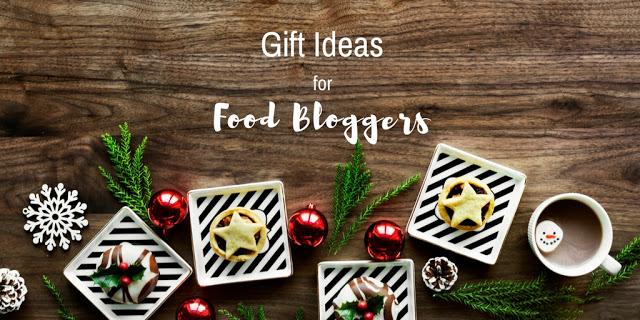 Ιδέες δώρων για food bloggers