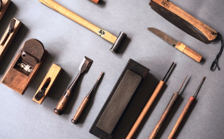 Various Tools Used for Joinery