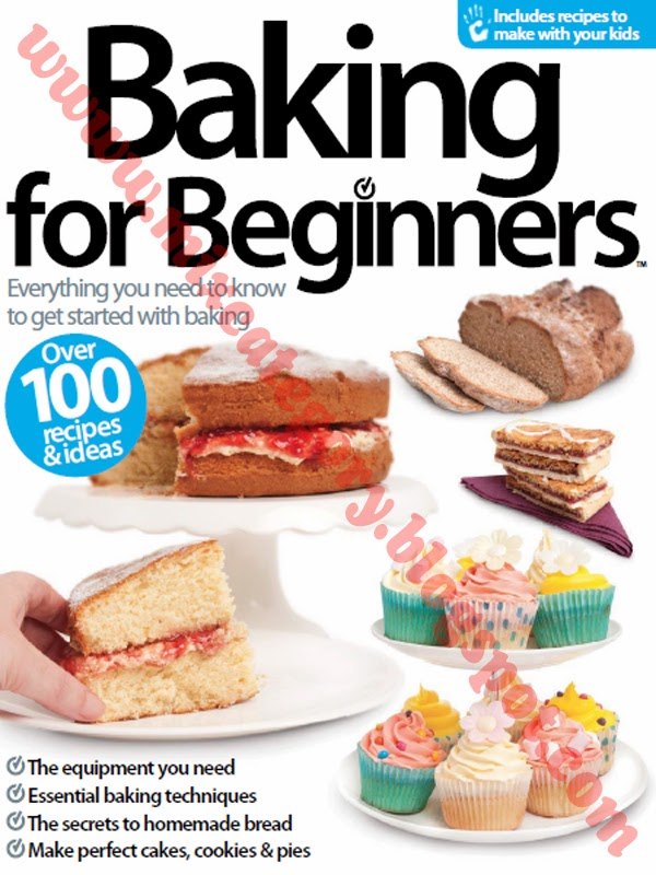 Cake Recipes For Beginners Pdf