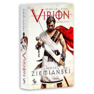 Virion. T. 1. Wyrocznia - Andrzej Ziemiański
