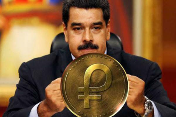 Uso del Petro será sancionado por los Estados Unidos y otros países