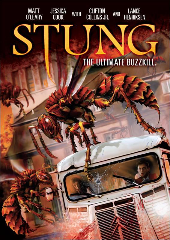 Stung (2015) ฝูงนรกหกขาล่ายึดร่าง [HD][พากย์ไทย]