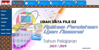 edit peserta didik dengan bioun offline 2019