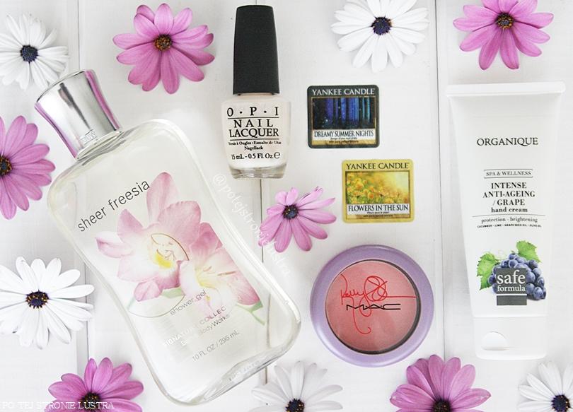ulubieńcy kosmetyczni blog