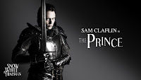 Sam Claflin as the prince - Snow White and the Huntsman