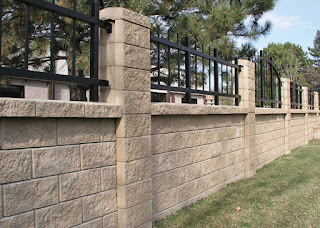 Ab Fence with Railing
