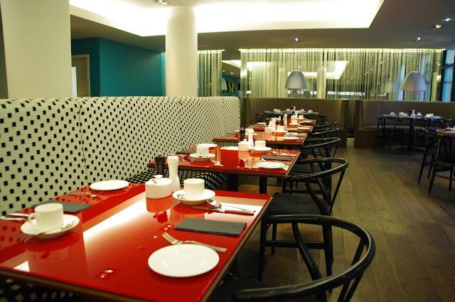 G&V Royal Mile Hotel Edinburgh Cucina Restaurant