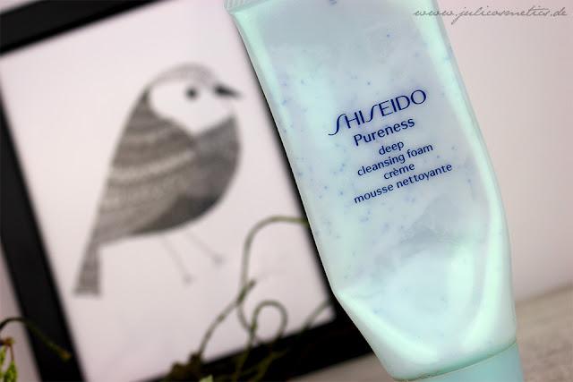 Shiseido-Pureness-deep-cleansing-foam