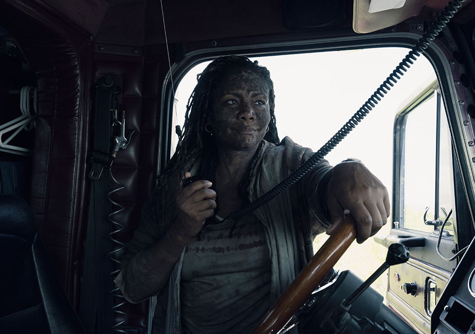 Martha, en el episodio 4x14 MM 54 de Fear The Walking Dead