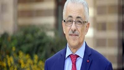 طارق شوقي, وزارة التربية والتعليم, سنوات الاولى, إلغاء إمتحانات,