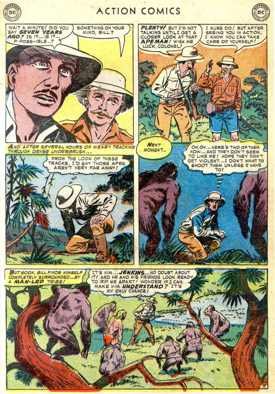 Action Comics (1938) 164 Page 18