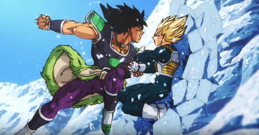 Dragon Ball Super Broly (Doragon bôru chô: Burorî) [Audio: Eng]