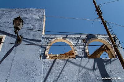 Calzada Tecolote (Guanajuato, México), by Guillermo Aldaya