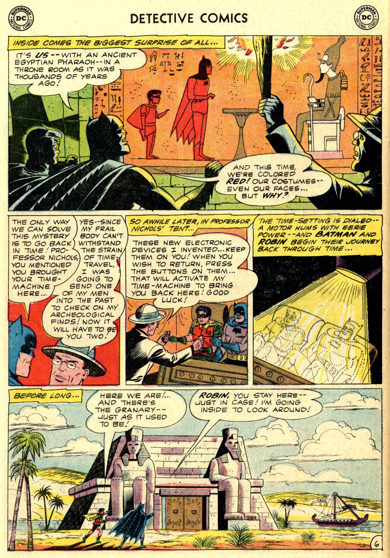 Detective Comics (1937) 295 Page 7
