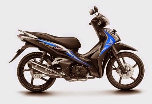 Harga Honda Supra X 125 Helm in PGM-FI