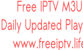 Free IPTV M3U Playlist 21 October 2017 New