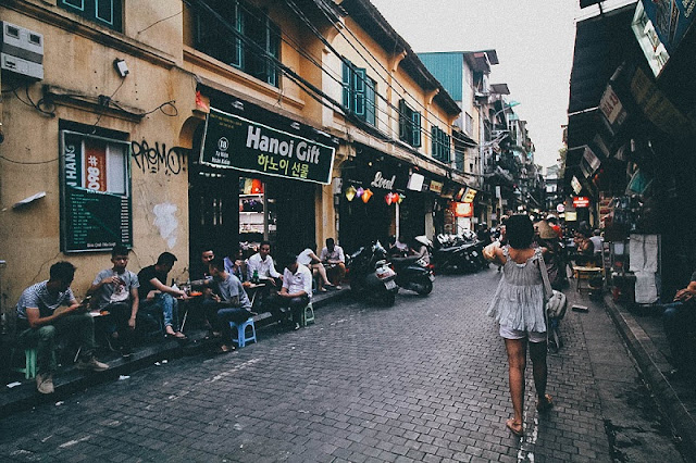 Take a Stroll in and around Hanoi's Old Quarter in Vietnam 12