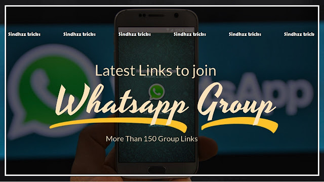 Latest Whatsapp Group invite links to join
