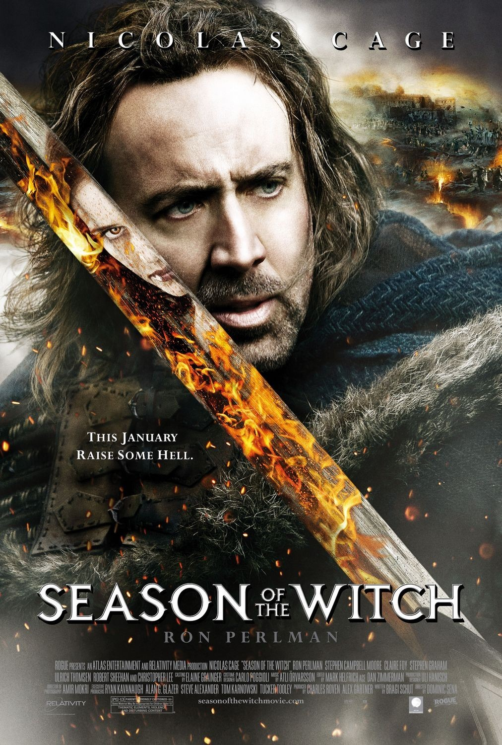 Season of the Witch (2011) ταινιες online seires oipeirates greek subs
