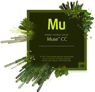 Adobe Muse CC 2014 1.1.6 (64 bit) logo
