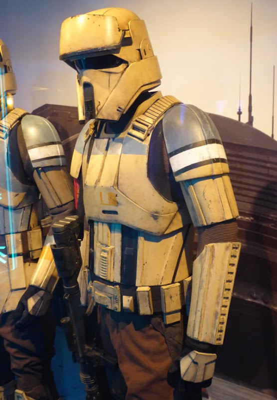Rogue One Scarif Shoretrooper costume