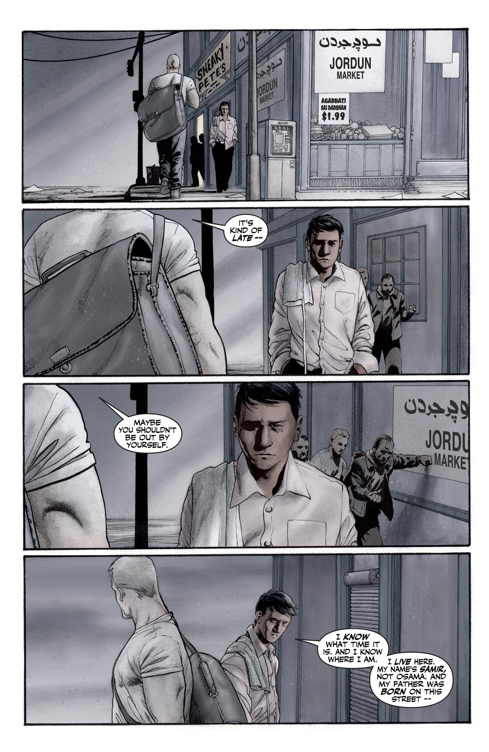Captain America (2002) Issue #1 #2 - English 18