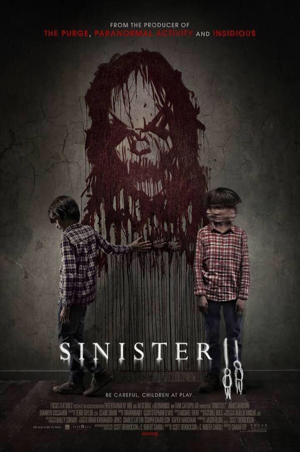 Sinister 2 เห็นแล้วต้องตาย 2 [HD]