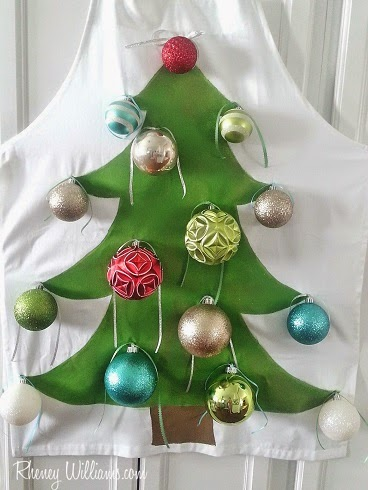 christmas tree diy costume