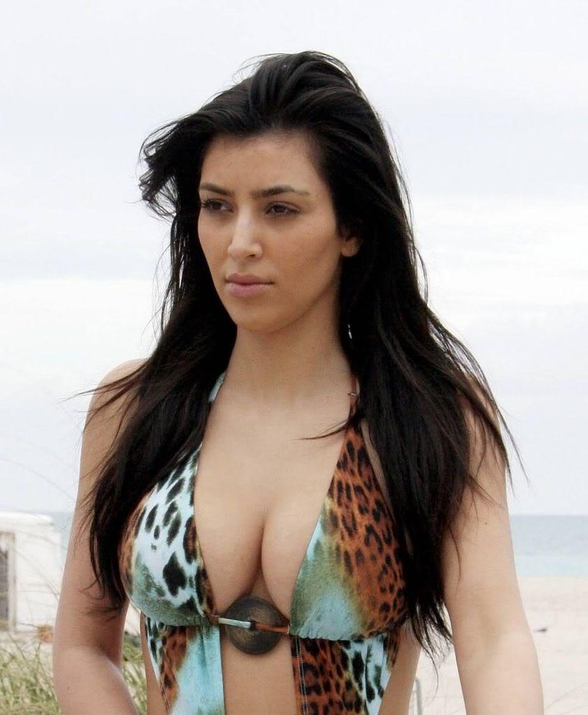 Hot Kim Kardashian Nude 38