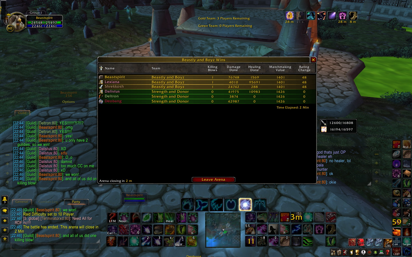 top wow private servers 3 5