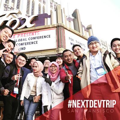The NextDev 2018 Competition, Punya Ide ? Jangan Dianggurin 8
