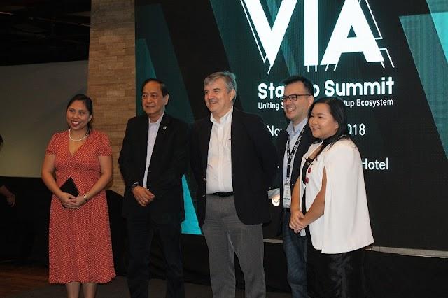 1st VIA Startup Summit Unite Support for Startup Ecosystem