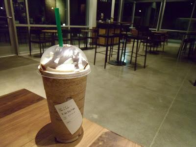 Starbucks Venti Java Chip Frapp