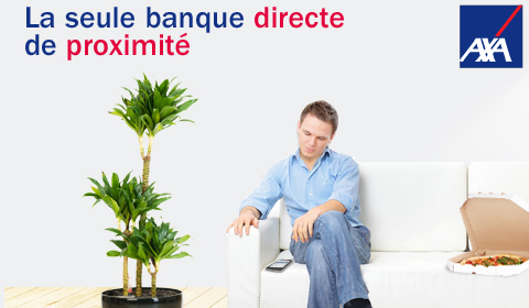 Axa Banque directe et de proximité