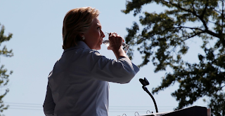When Hillary Clinton Coughs: Fueling a Health Conspiracy Theory