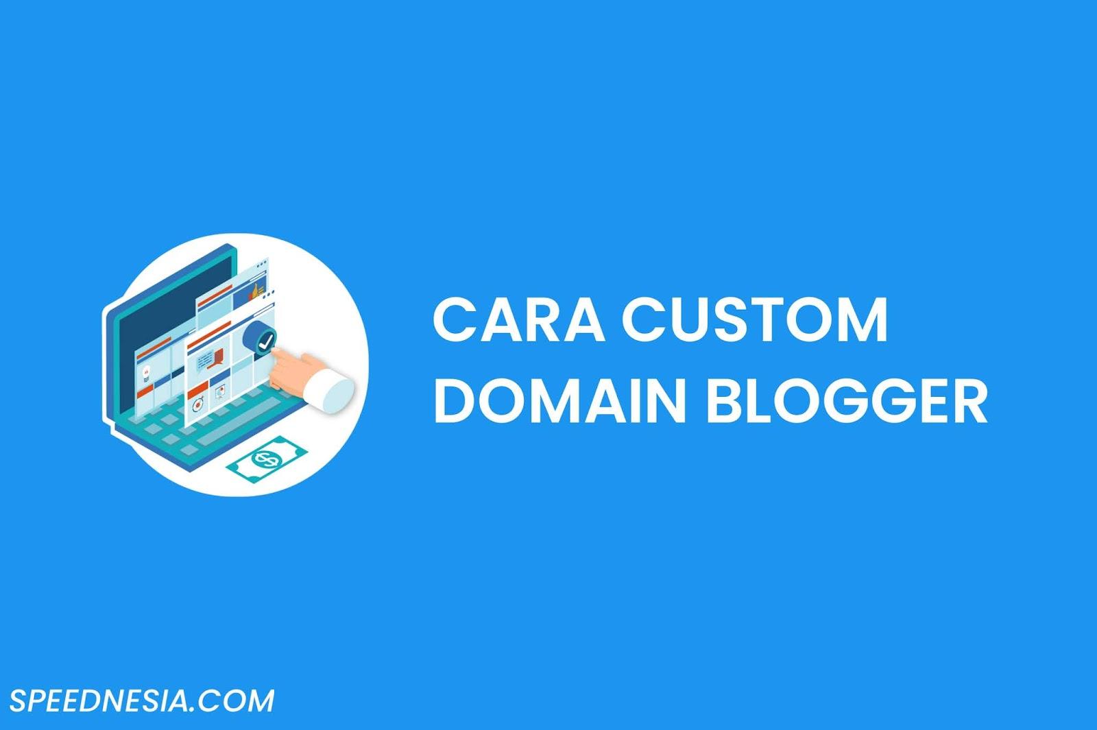 Custom Domain Adalah