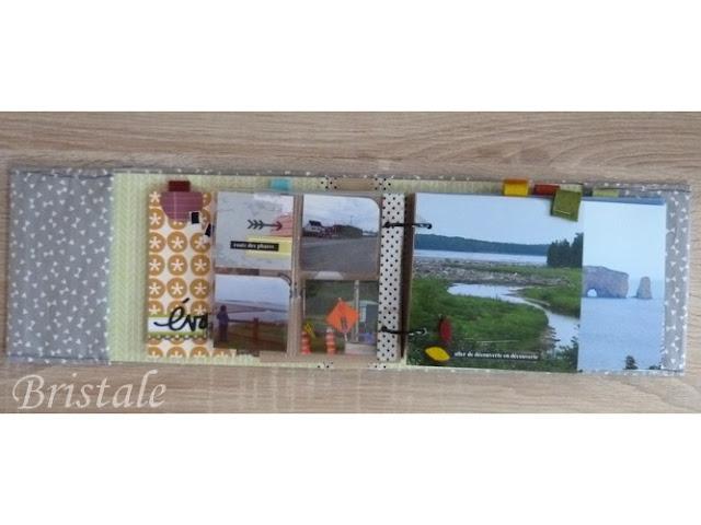 mini album scrap gaspesie atelier edwige bufquin - photo 17