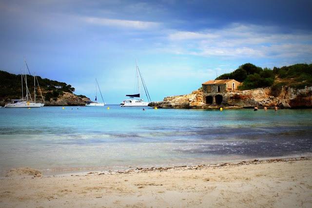 нудистские пляжи, Майорка, Балеарские острова, Испания