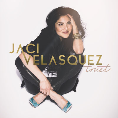 Jaci Velasquez - Trust - Album Download, Itunes Cover, Official Cover, Album CD Cover