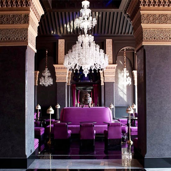 Safari Fusion blog | Pinned: Selman Marrakech | Luxurious style at the Selman Marrakech hotel Morocco
