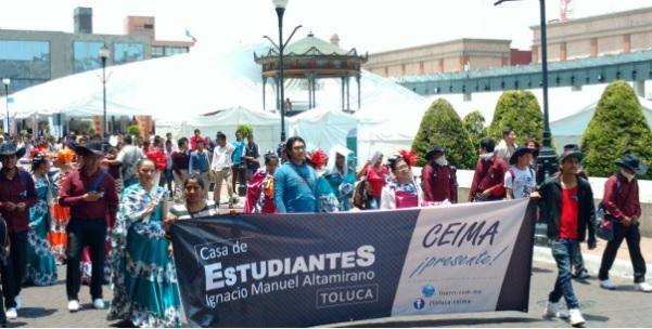 Casa de estudios en Toluca
