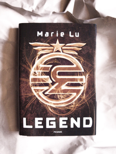 Legend Marie Lu