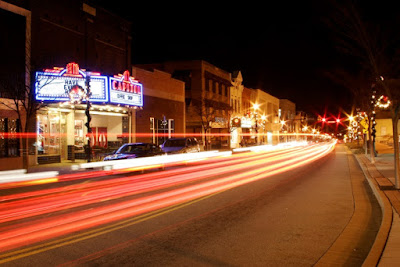 Downtown Maryville Tennessee